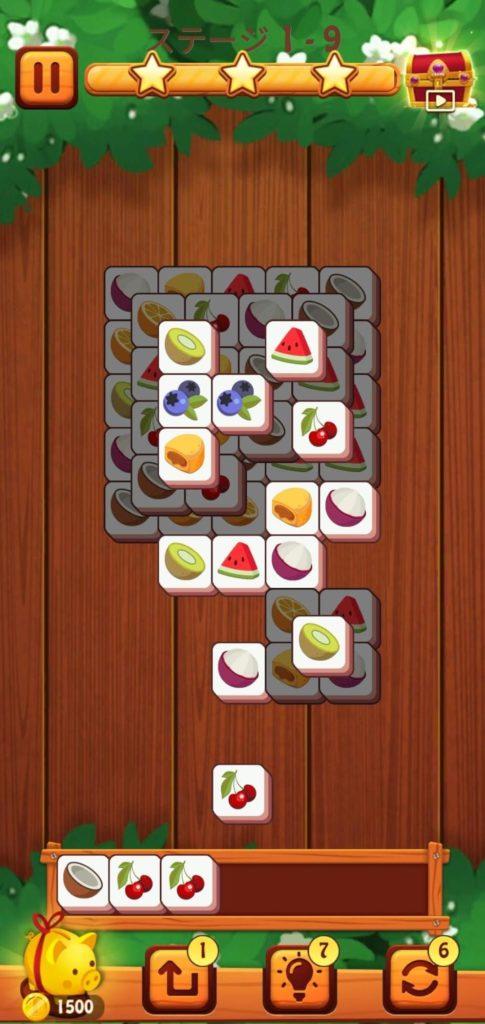 ブロックマスターのゲーム画面2