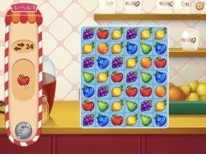 果物パズル
