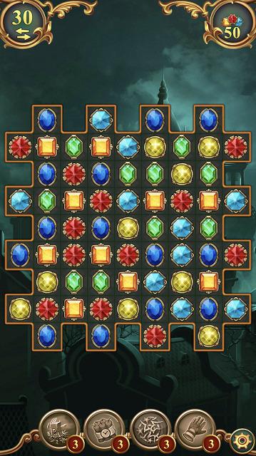 クロックメーカーパズルゲーム 遊び方3