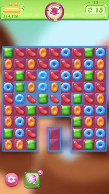 キャンディクラッシュゼリー 遊び方4