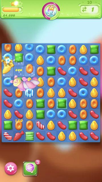 キャンディクラッシュゼリー 魅力2
