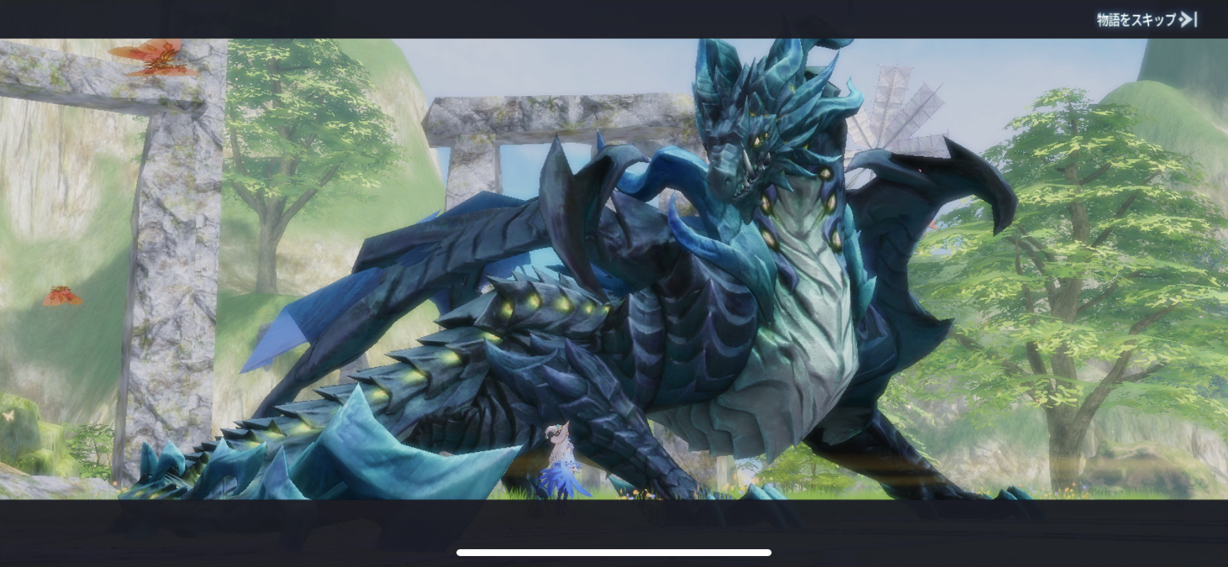 ドラゴンガーディアンのゲーム画像